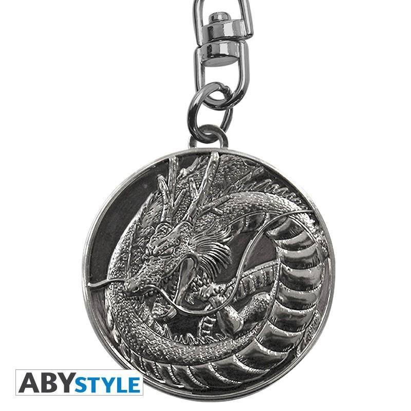 Dragon Ball Z - Porte-clés Métal Shenron  - Porte-clés/Straps