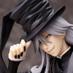 Black Butler Book of Circus - Figurine d'Undertaker  -  Les Figurines