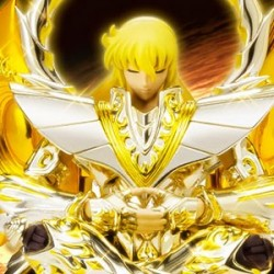 Saint Seiya Soul of Gold - Shaka Virgo Gold Cloth EX  -  Myth Cloth