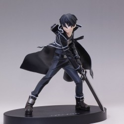 Sword Art Online - Figurine Kirito - SAO Figure 1  - ARTICLES FIGURINES STOCK EPUISE