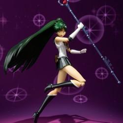 Sailor Moon - Figurine de Sailor Pluto - S.H Figuarts   - LES FIGURINES