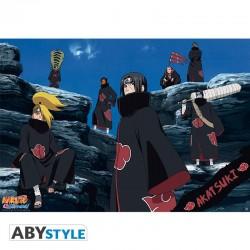 Naruto Shippuden - Poster Akatsuki  - Goodies