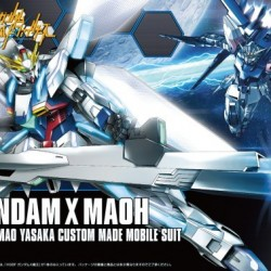 Gundam - Gundam X Maoh HG Build Fighters  -  GUNDAM