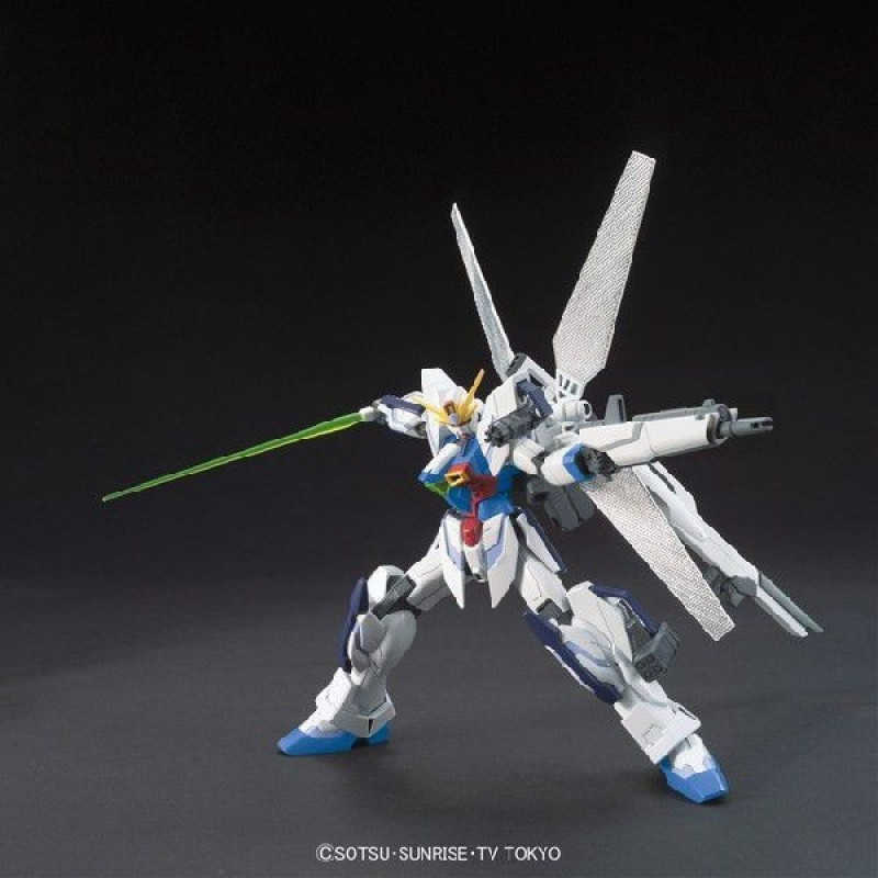 Gundam - Gundam X Maoh HG Build Fighters  -  GUNDAM