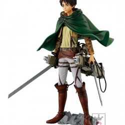 Figurine Eren Yeager - MSP version - Master Stars Piece  - ADT Hors Stock