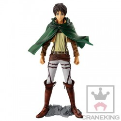 Attack on Titan - Figurine Master Stars Piece - Eren Yeager  - ADT Hors Stock