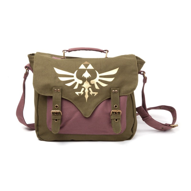 Sac à bandoulière Zelda Golden Triforce  - ZELDA