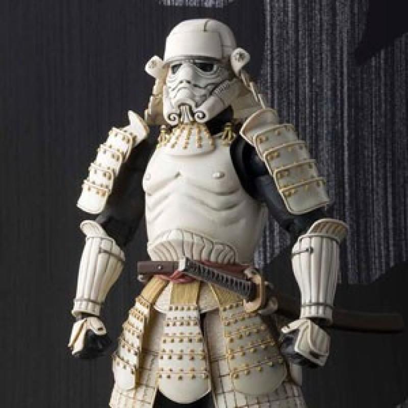 Star Wars - StormTrooper Samurai AF  - LES FIGURINES