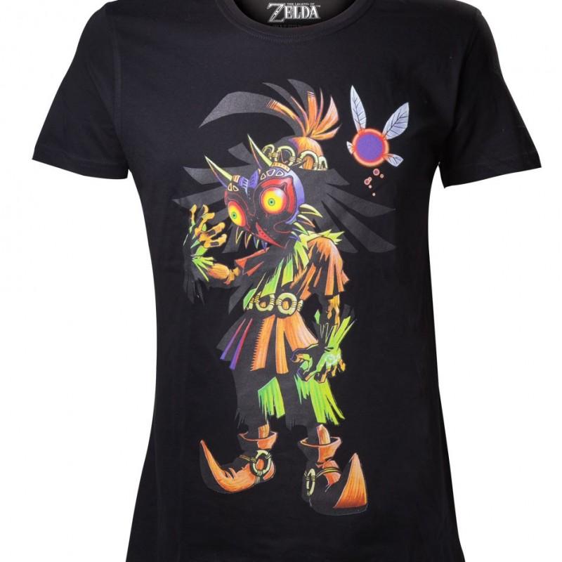 Zelda - T-shirt Majora's Mask