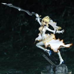 Fate/Extra CCC - Figurine Saber Bride   - ARTICLES FILLES SEXY STOCK EPUISE