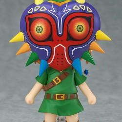 The Legend of Zelda: Majora's Mask - Nendoroid Link  - ZELDA