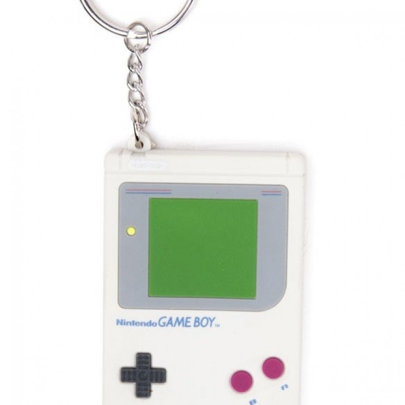 Nintendo - Porte-clés Game Boy  - JEUX VIDEO