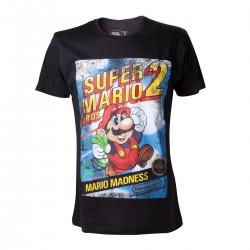 T-Shirt Super Mario Bros 2  -  MARIO BROS & CO