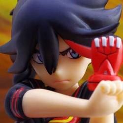 Figurine Kill La Kill Ryuko Matoi  - ARTICLES FIGURINES STOCK EPUISE