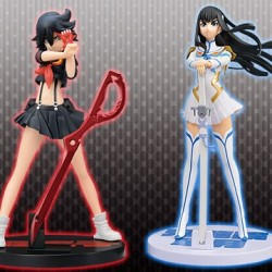 Figurine Kill La Kill Ryuko Matoi  - ARTICLES FIGURINES STOCK EPUISE