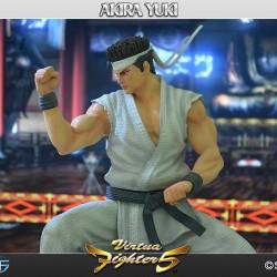 Figurine Akira Yuki  - Figurines jeux-vidéo