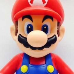 Figurine géante Mario Bros  -  Les Figurines