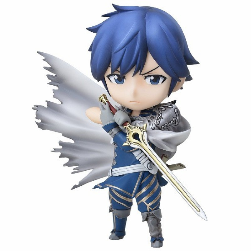 Figurine Fire Emblem Awakening Chrom  - Jeu Video Hors Stock