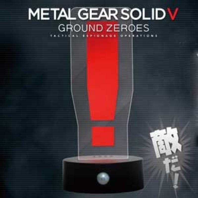 Lampe Metal Gear Solid  - Goodies jeux-vidéo