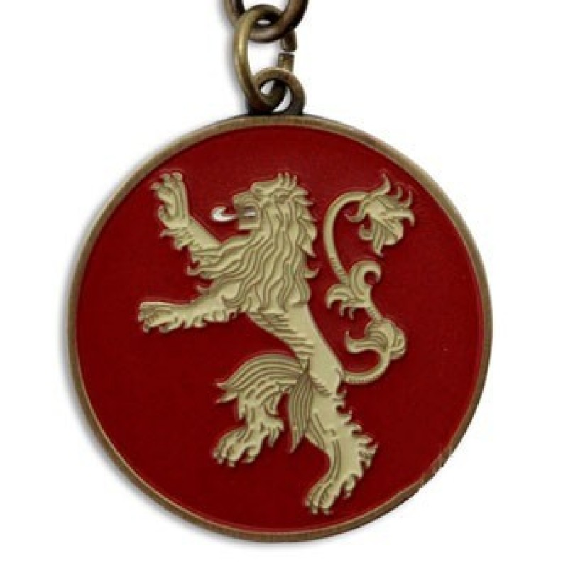 Porte-clés Lannister  - PRODUITS DÉRIVÉS