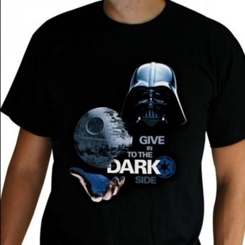 T-shirt Dark Side  - T-SHIRTS & VÊTEMENTS