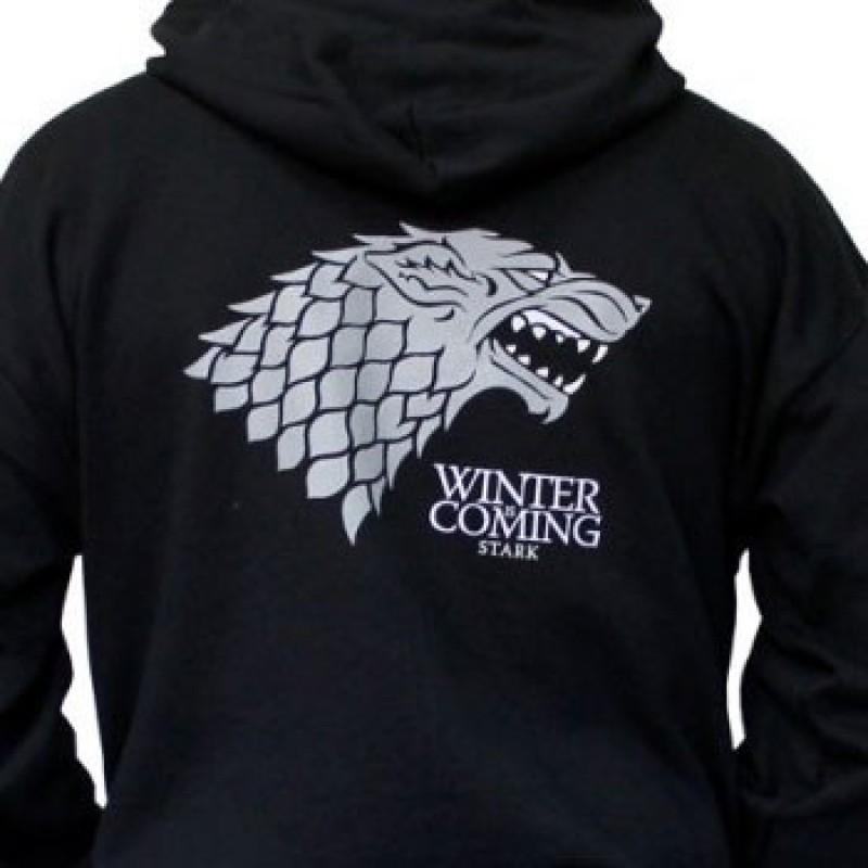 Veste Winter is coming  - T-SHIRTS & VÊTEMENTS
