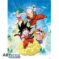 Poster Dragon Ball Groupe  - Goodies DBZ