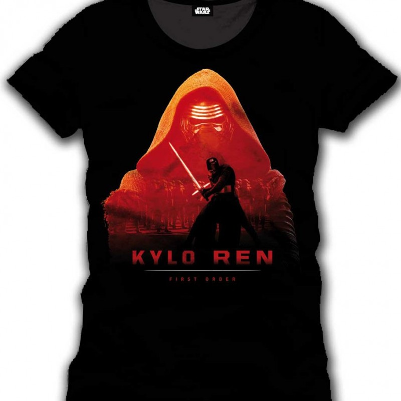 T-shirt Kylo Ren  - CINÉMA & SÉRIES TV