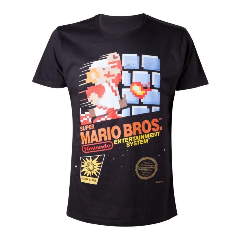 T-shirt Super Mario  - JEUX VIDEO