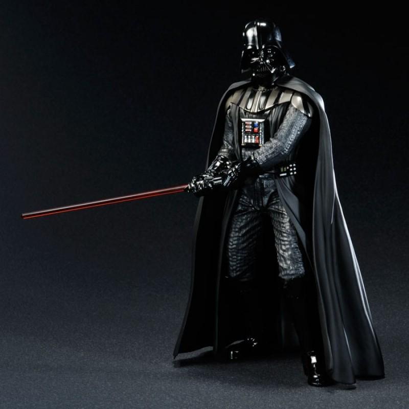 Figurine star wars dark vador artfx - Photo dark vador ...