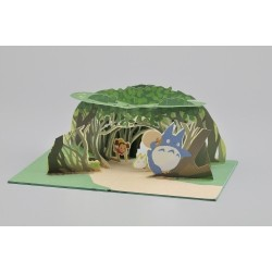 Pop-Up Kit - Mon voisin Totoro  -  TOTORO - GHIBLI