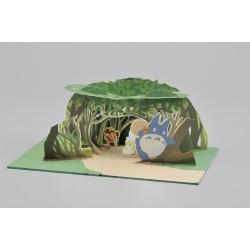Pop-Up Kit - Mon voisin Totoro  -  TOTORO - GHIBLI