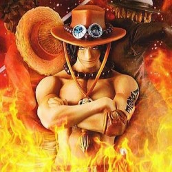 Figurine de Ace  - One Piece Hors Stock