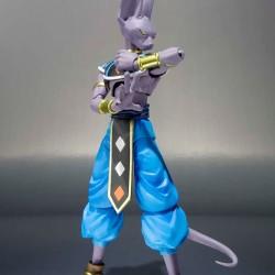 Figurine Bills Beerus - S.H Figuarts  - Figurines DBZ