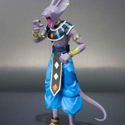 figurine dragon ball z beerus