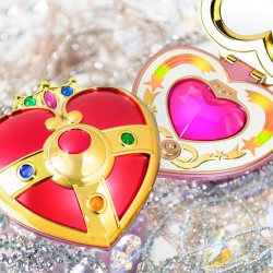 Sailor Moon - Broche Heart Compact Proplica  - SAILOR MOON