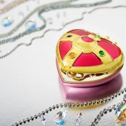 Sailor Moon - Broche Heart Compact Proplica  - SAILOR MOON
