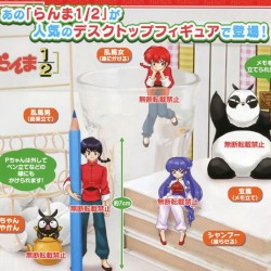 Figurine Descktop - Ranma 1/2  - ARTICLES FIGURINES STOCK EPUISE