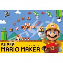 Super Mario Maker - Puzzle 300 Pièces  -  MARIO BROS & CO