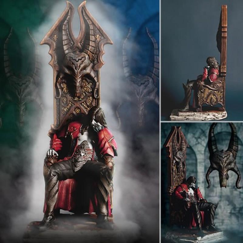 Castlevania - Figurine Dracula  - JEUX VIDEO