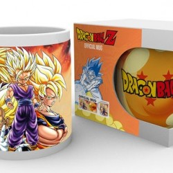 Dragon Ball Z - Mug Super Saiyan  -  DRAGON BALL Z