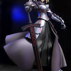 Fate Stay Night - Figurine Saber Alter  - ARTICLES FIGURINES STOCK EPUISE