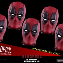 Figurine Deadpool - Hot Toys  - LES FIGURINES