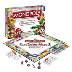 Monopoly - Nintendo  - JEUX VIDEO