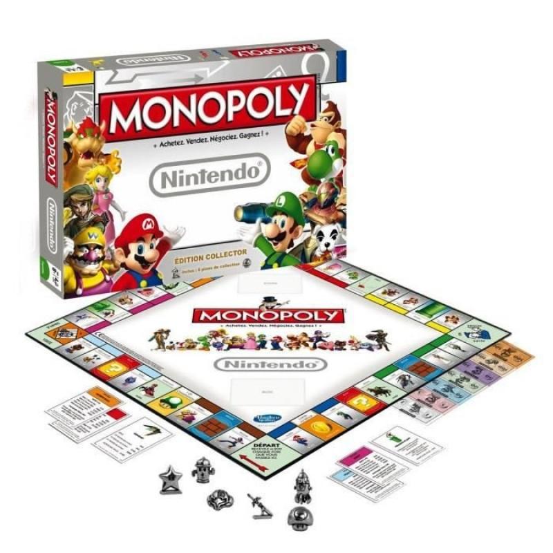Monopoly - Nintendo  - JEUX VIDEO
