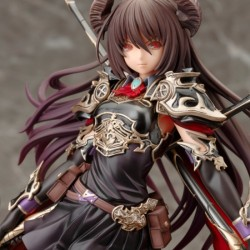 Rage of Bahamut - Figurine Forte  - FIGURINES FILLES SEXY