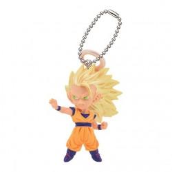 Porte-clés - Sangoku Super Saiyan 3  - Porte-clés/Straps