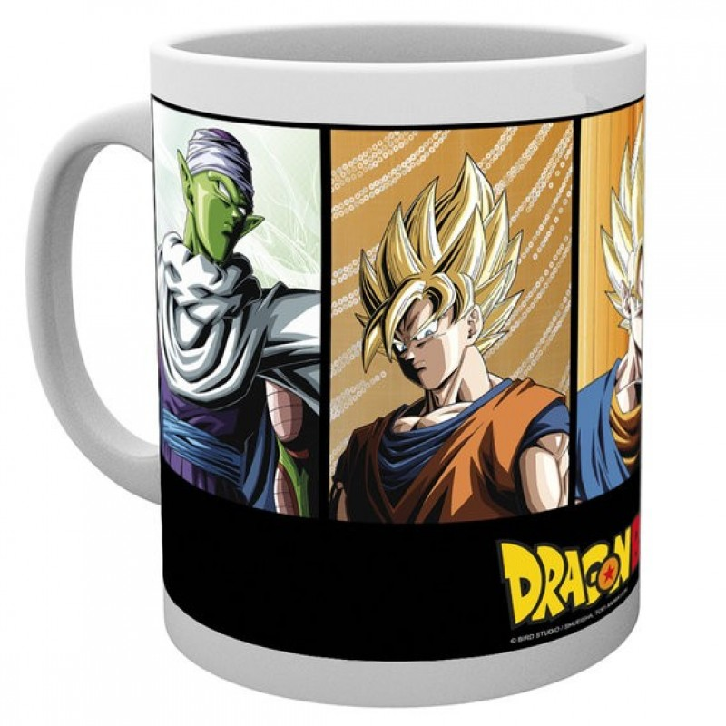 Mug Dragon Ball Z  - Goodies DBZ