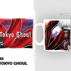 Mug Tokyo Ghoul - Kaneki Ghoul  - AUTRES GOODIES