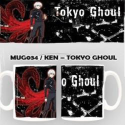 Mug Tokyo Ghoul - Ken Kaneki  - AUTRES GOODIES